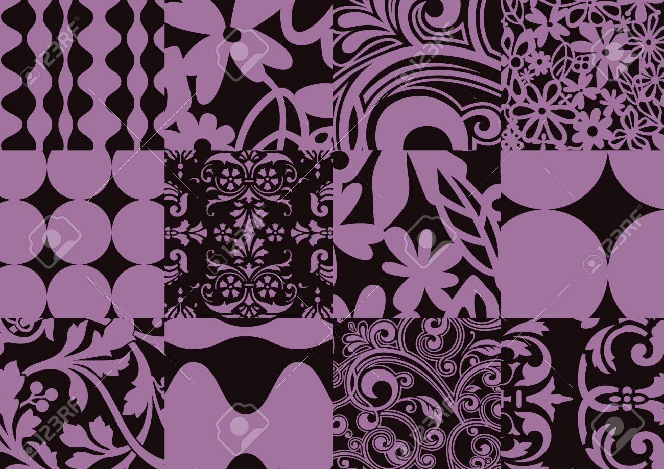 graphic patterns Stock Photo - 12607870