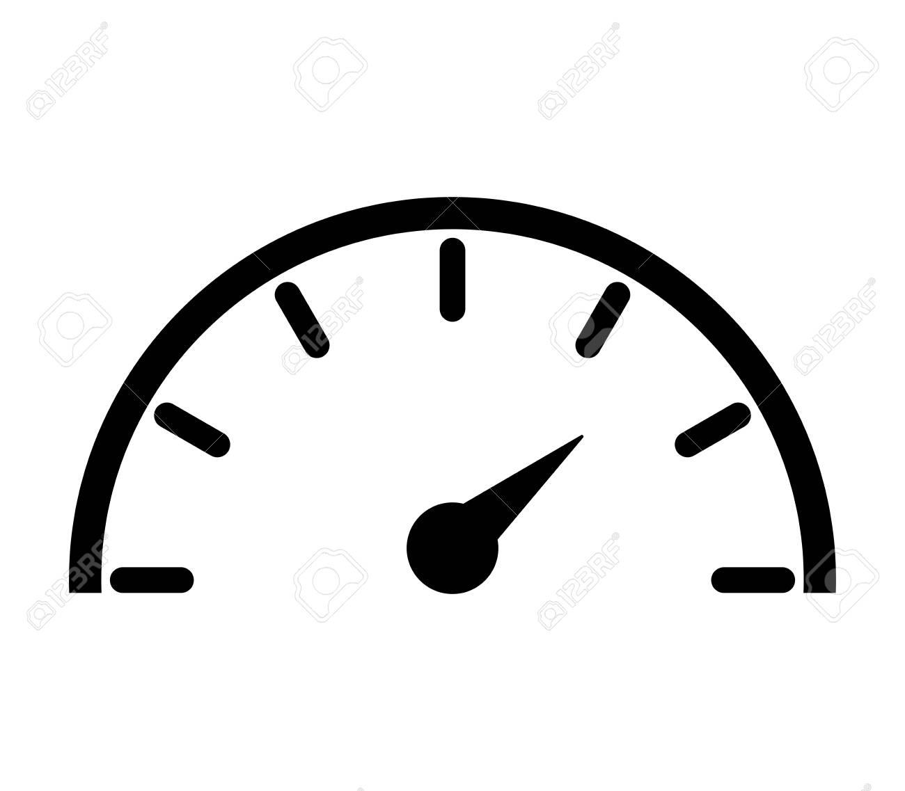 speedometer icon royalty free cliparts vectors and stock rh 123rf com speedometer vector icon speedometer vector icon