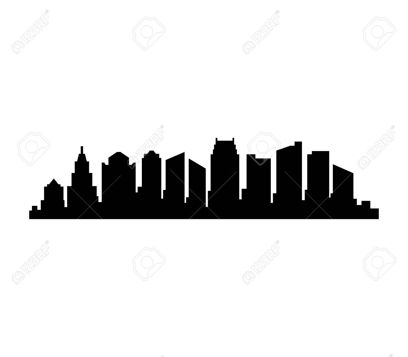 detroit skyline royalty free cliparts vectors and stock rh 123rf com detroit skyline vector free detroit skyline vector art