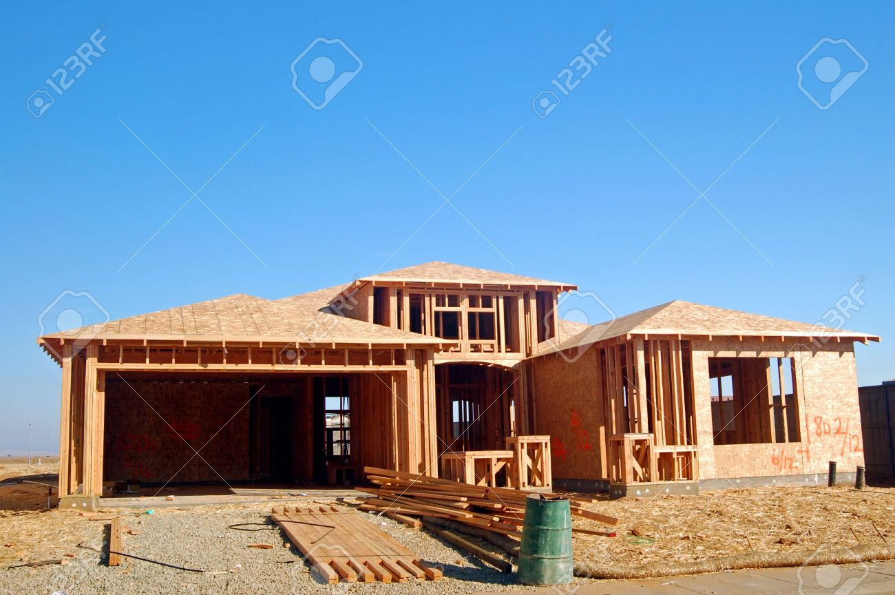 Construction houses pictures