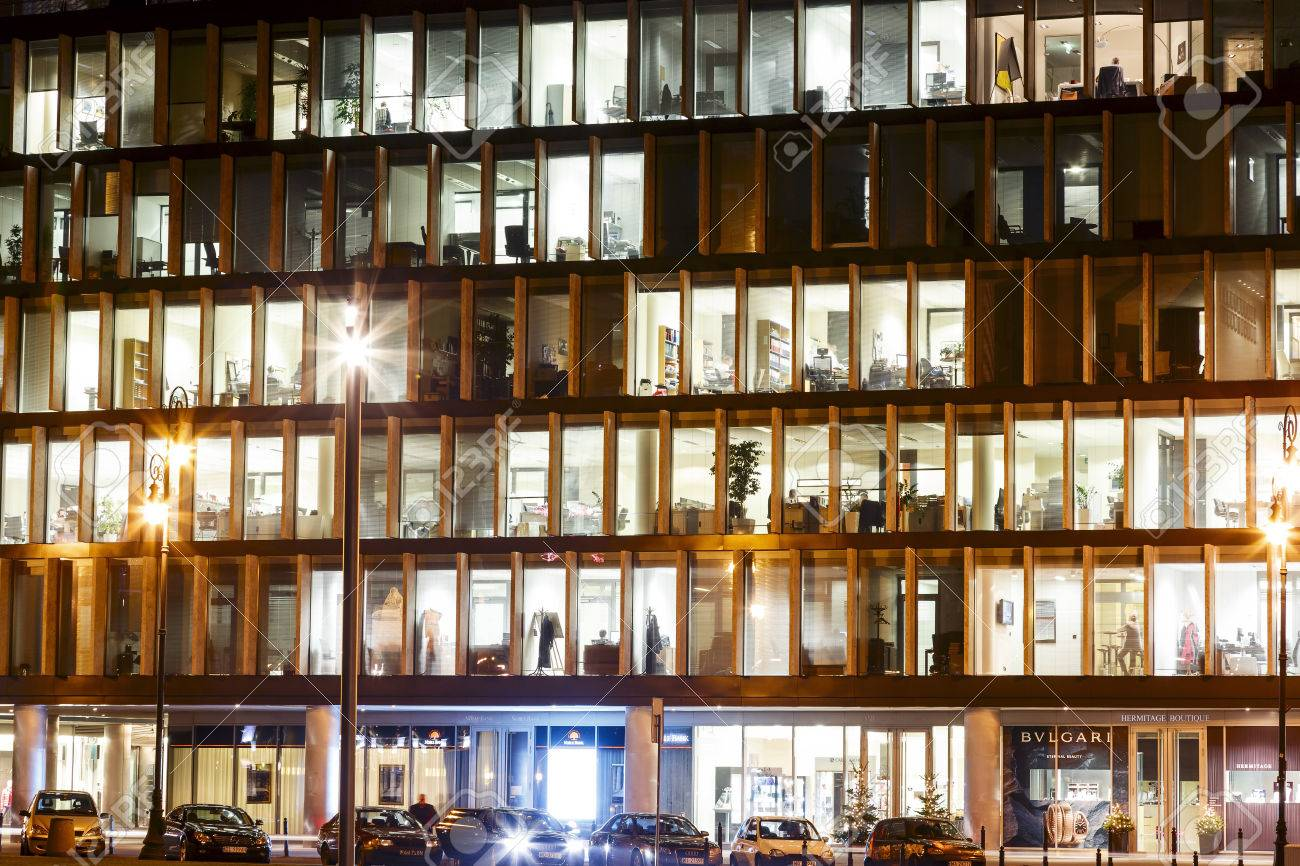 building an office. brilliant office sir norman foster building warsaw  december 19 the lights in the windows  of an to building an office