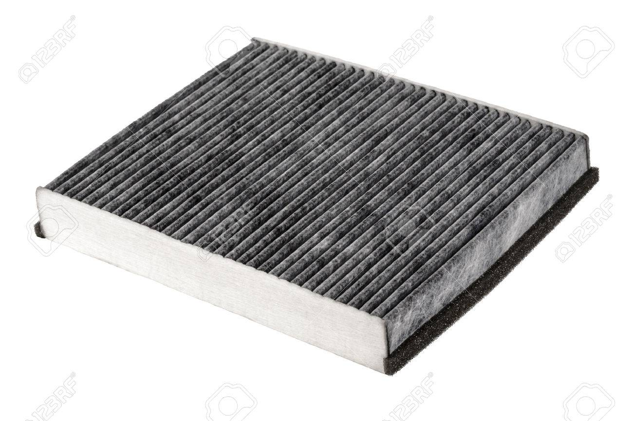 Cabin Air Filter Carbon, Normally Used In Cars For The Purification Of Air  Supplied To