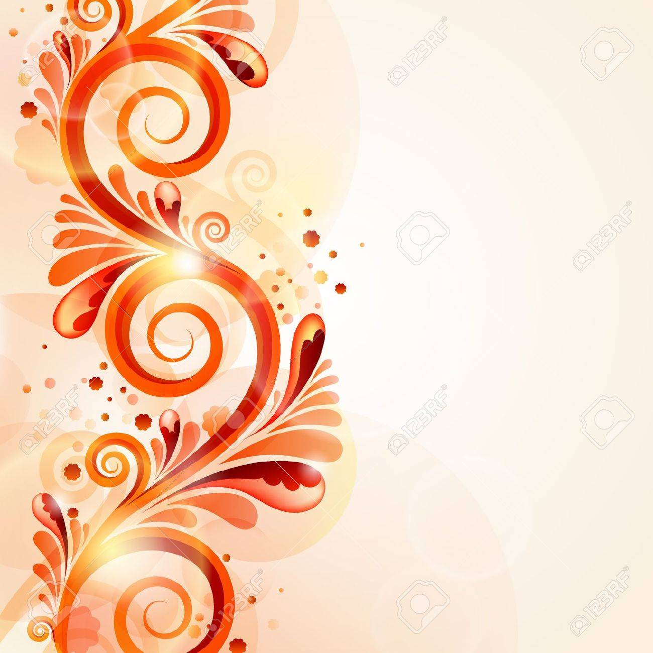 Beautiful Abstract Background Royalty Free Cliparts, Vectors, And ...