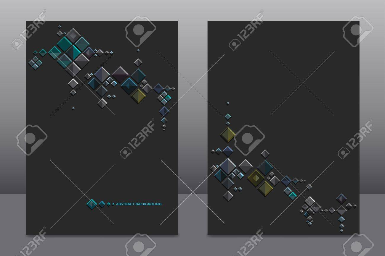 Abstract Background. Usefull for presentation, flyers, cards - 51647536