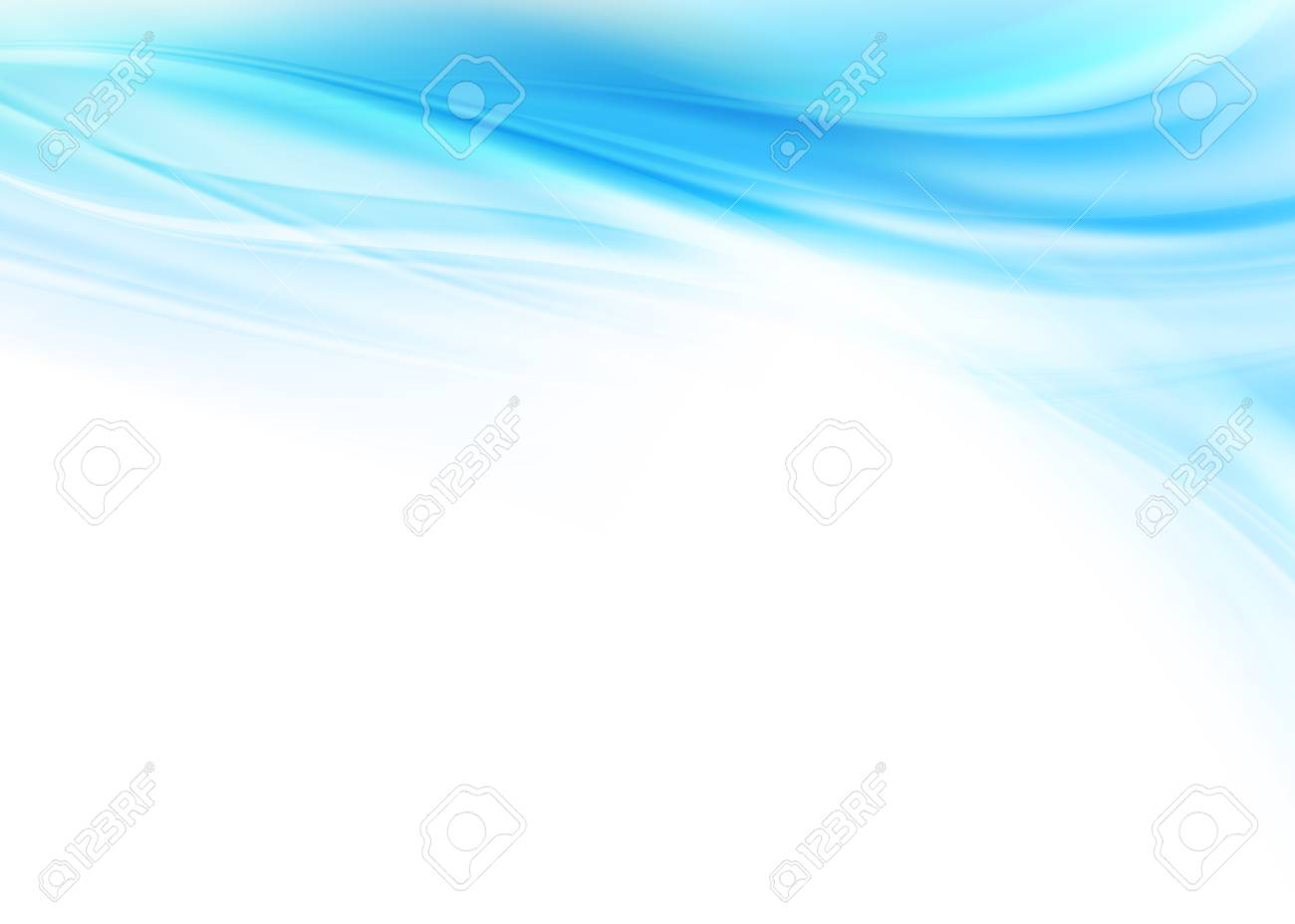 Blue Abstract Background - 56642523