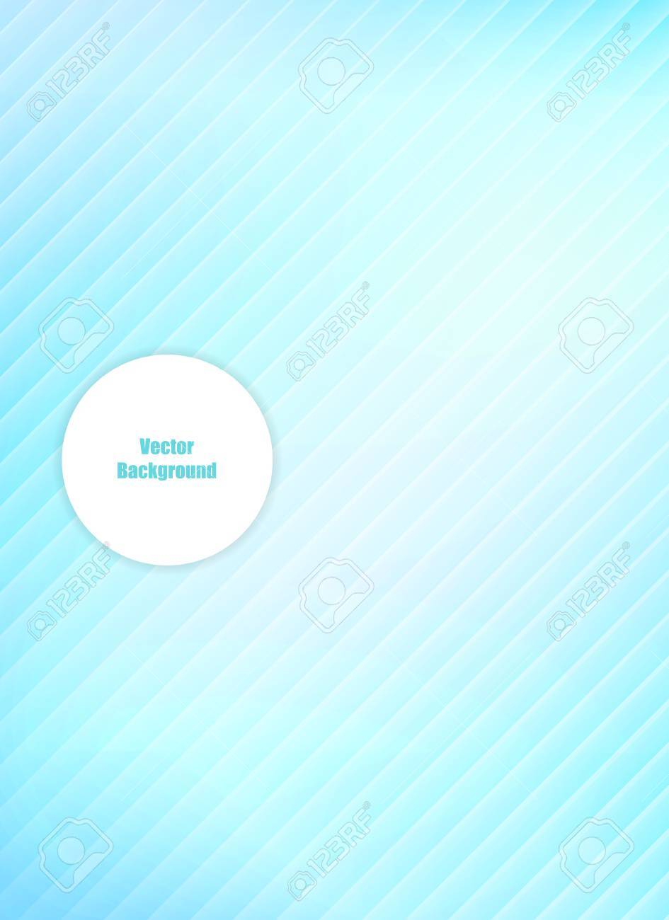 Light Blue Background with Stripes - 57236461