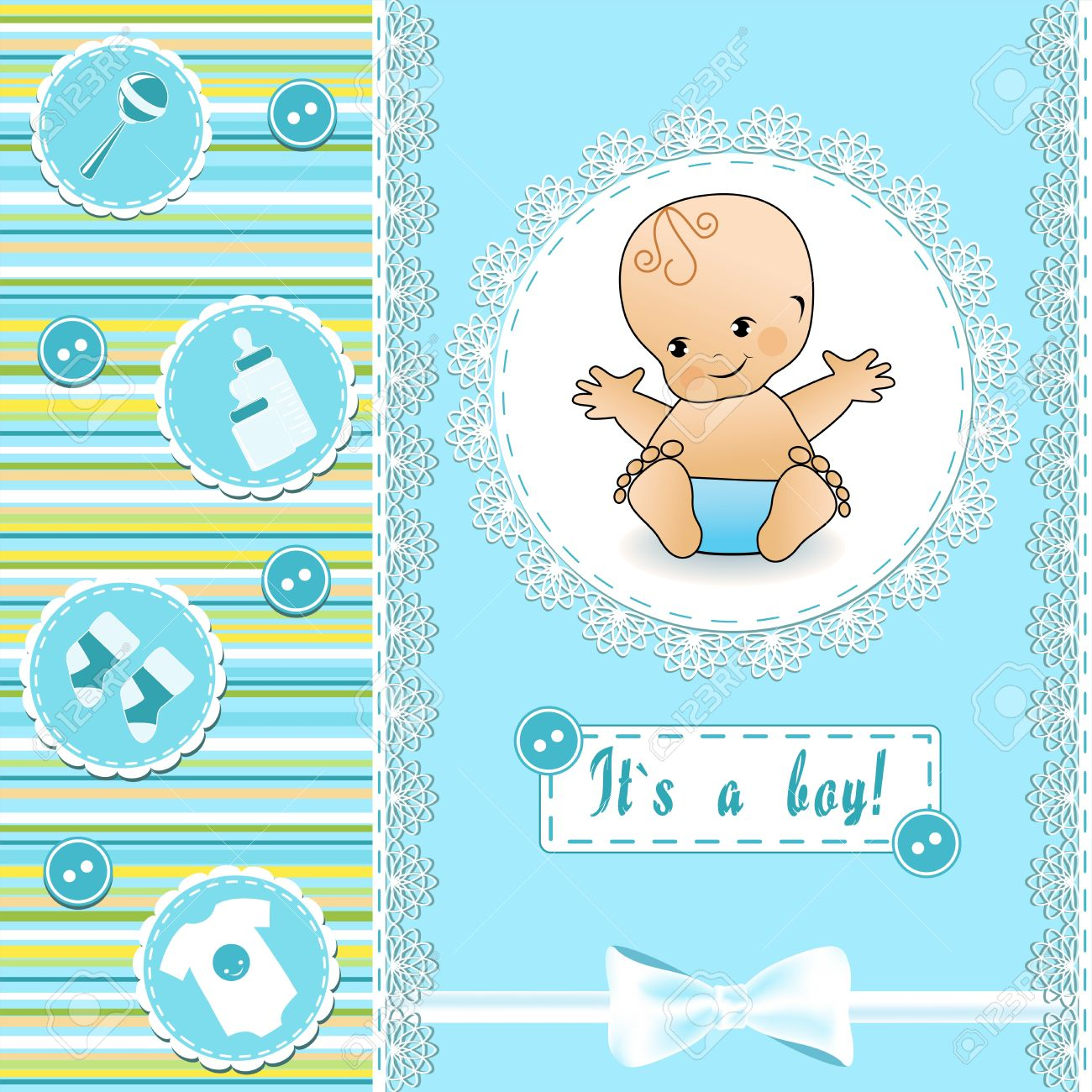 Baby Shower Card - Best Showers 2017