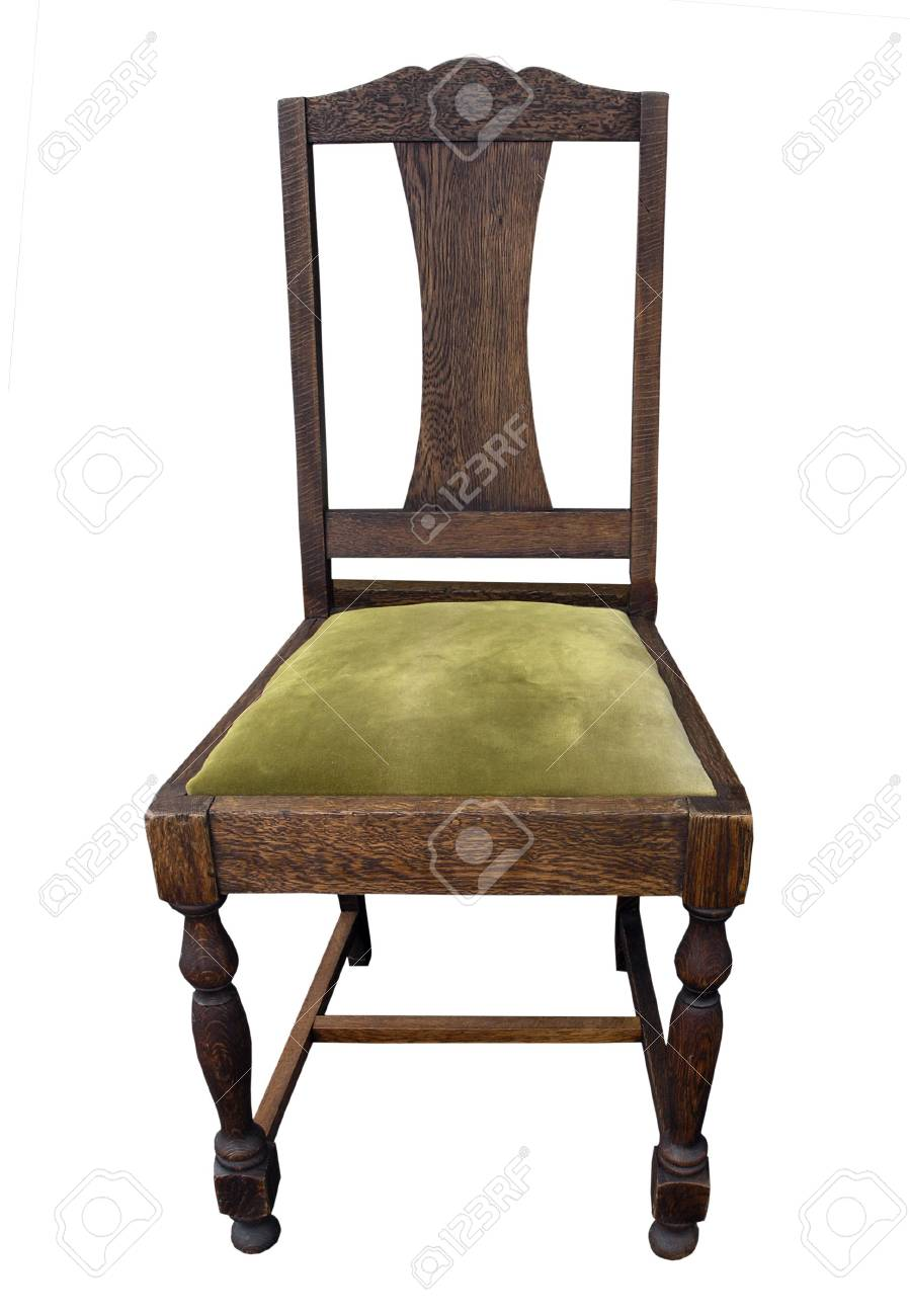 Antique Chair Stock Photo - 2370927