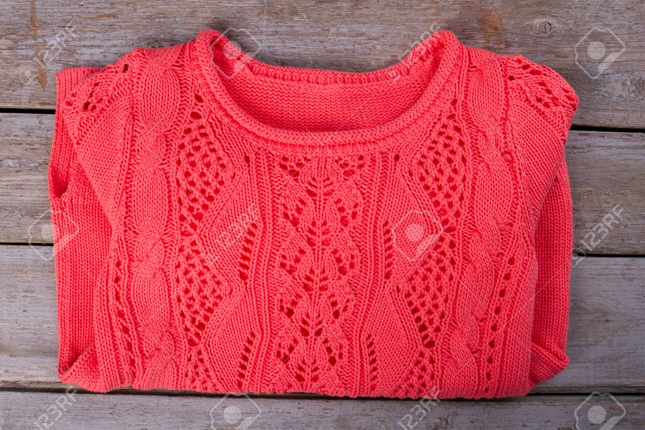 Knitted Garment