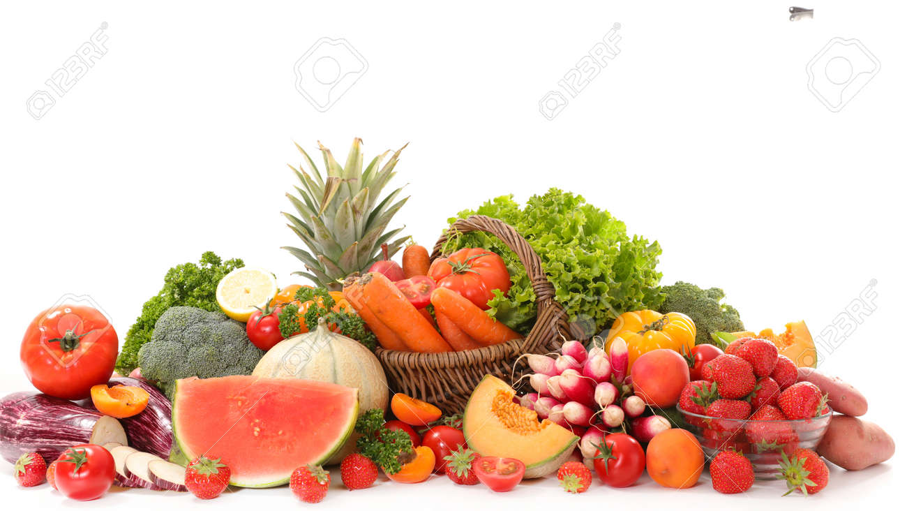 fruit and vegetable - 169914939