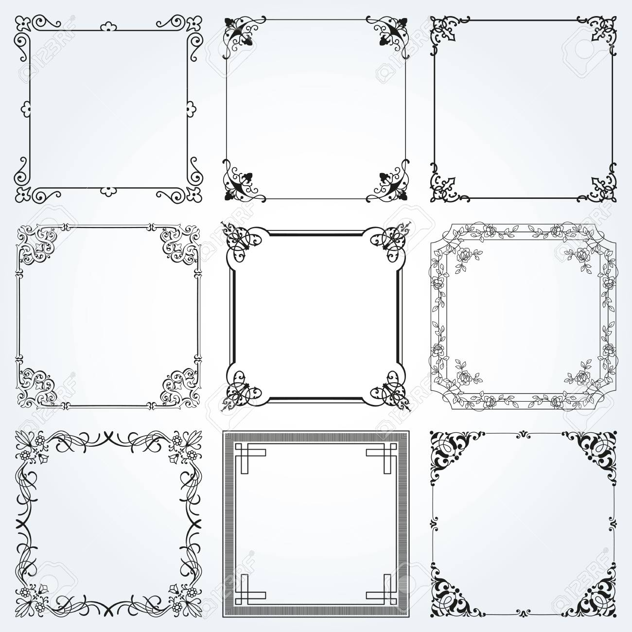 free picture borders and backgrounds