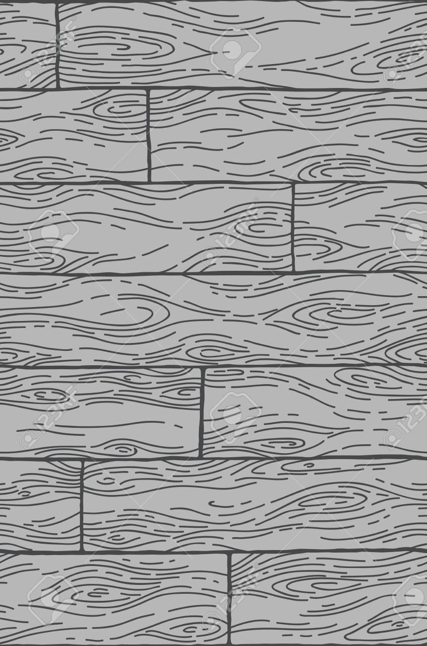Vektor Nahtlose Muster. Holz Hintergrund. Kann Für Desktop ...