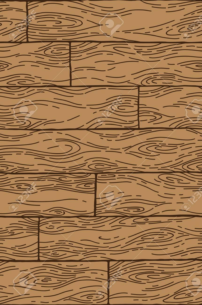 Papier Peint Pour Bureau vector seamless pattern. fond en bois. peut être utilisé pour le papier  peint de bureau ou cadre pour une tenture murale ou une affiche, pour des