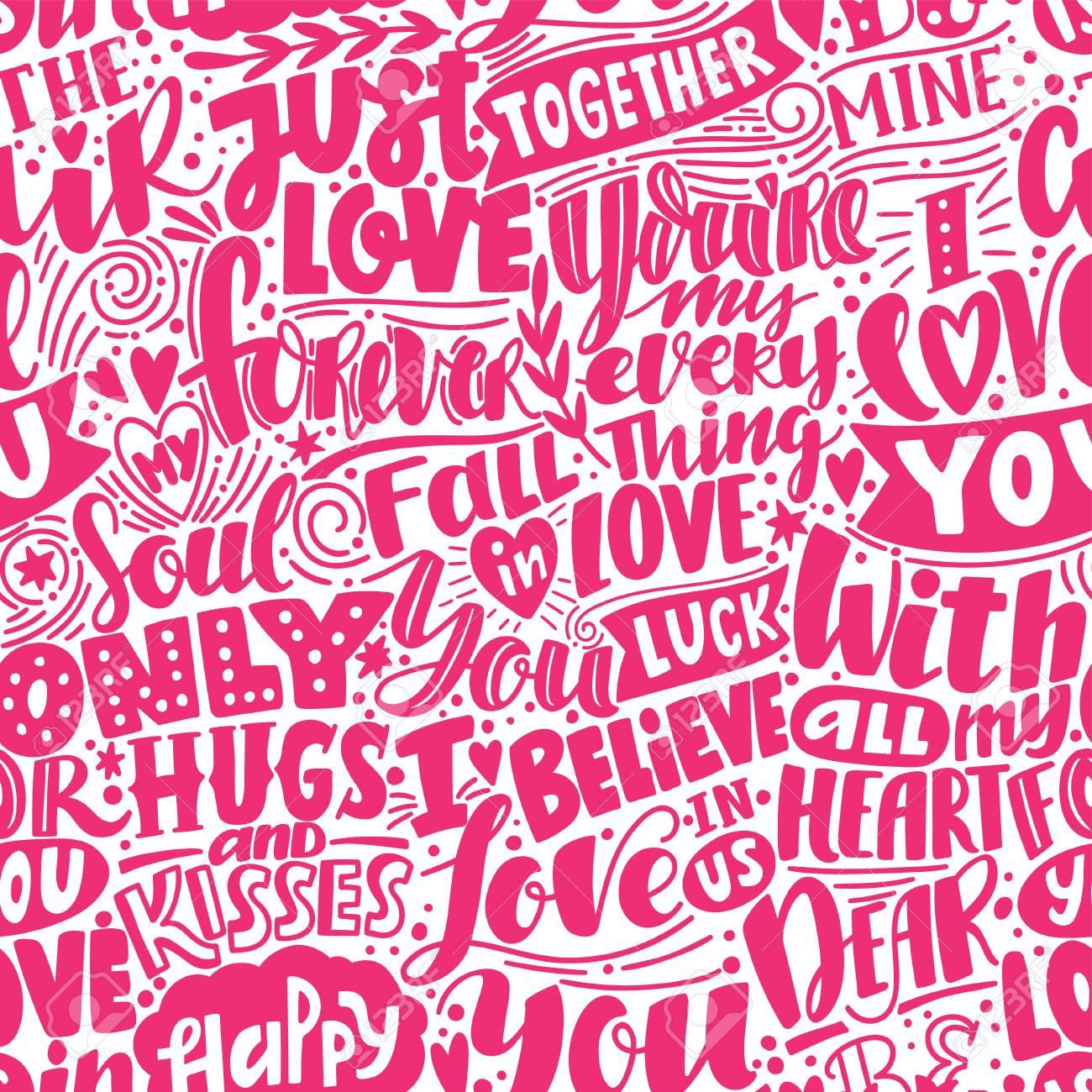 Pattern Words Magnificent Design Inspiration