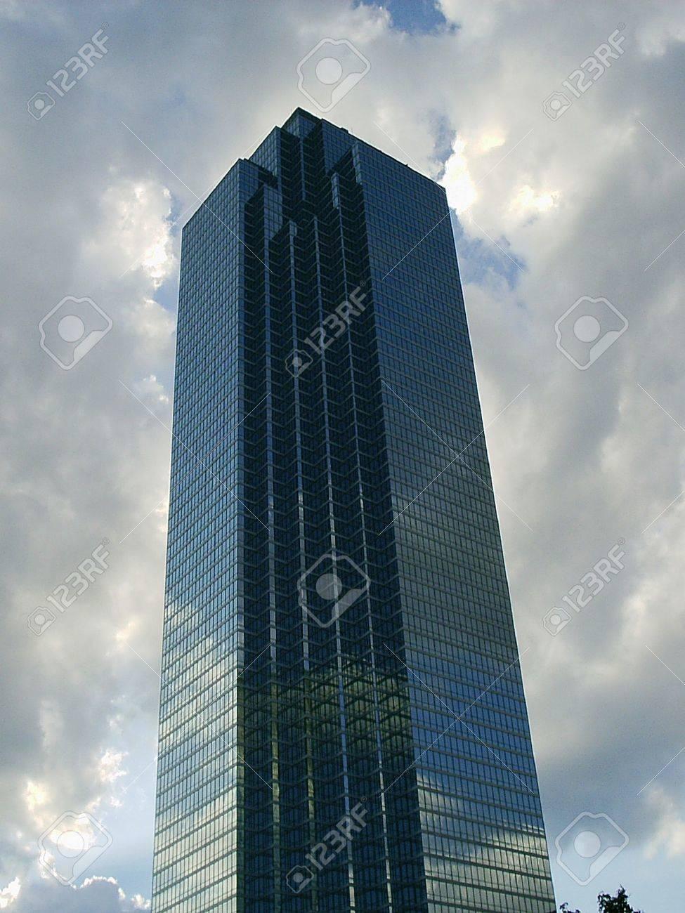 Skyskraper in Dallas Stock Photo - 1463888