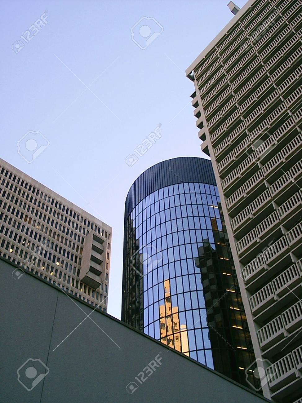 Skyscraper in Atlanta Stock Photo - 1787767
