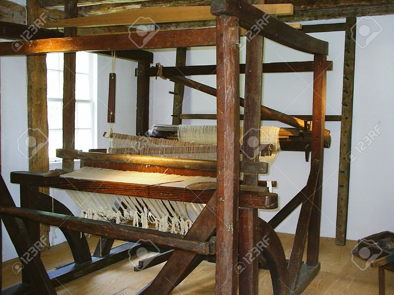 Image result for old loom photo