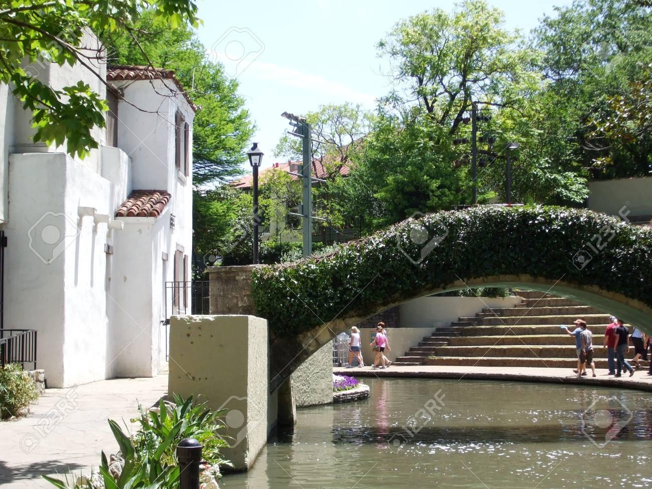 Riverwalk in San Antonio, TX Stock Photo - 2898440