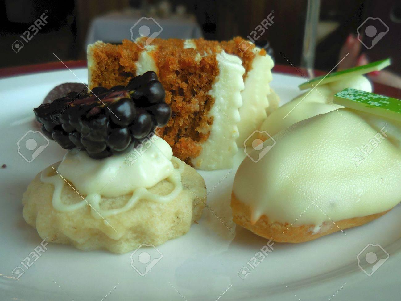 Tea pastries Stock Photo - 79128424