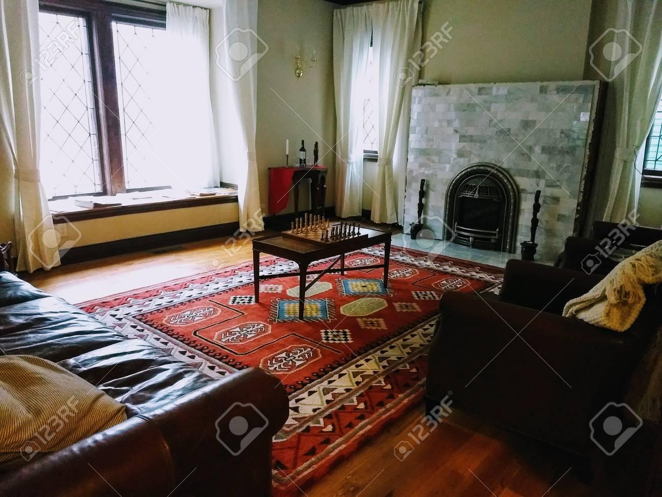 Editorial - November 14, 2017 - Rochester, NY - Dartmouth House Stock Photo - 90126988