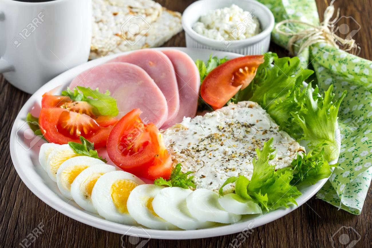 desayunos de dieta con huevo
