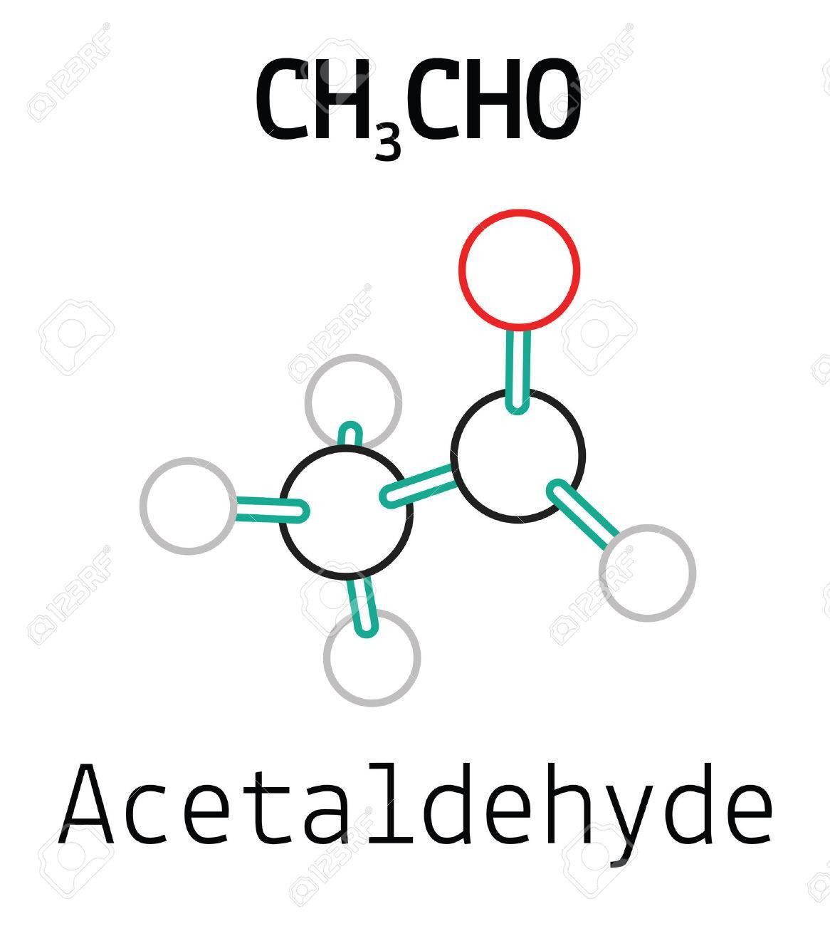 Resultado de imagen para Acetaldehído