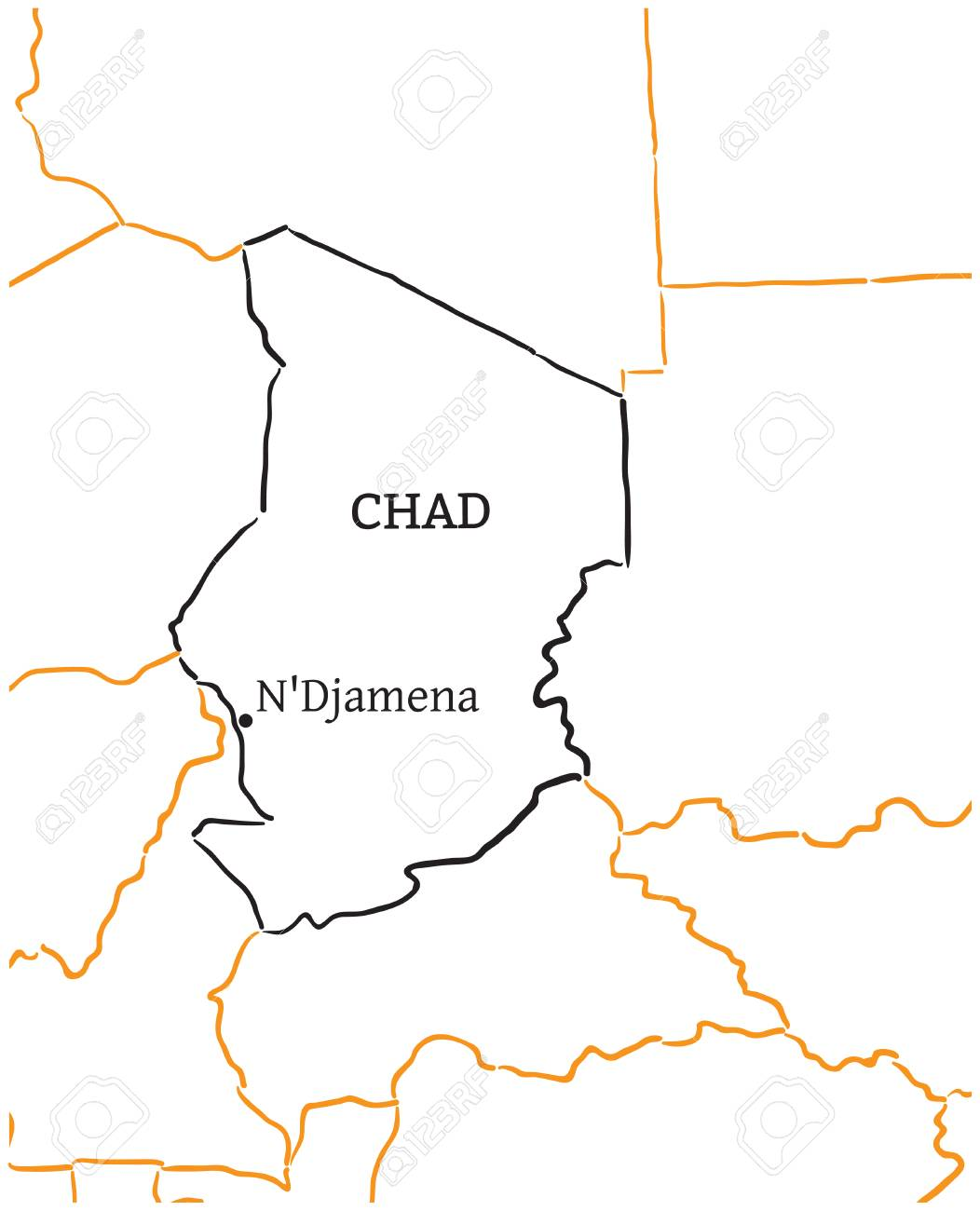 N Djamena On A Map Of Africa on cairo on a map of africa, khartoum on a map of africa, dakar on a map of africa, abuja on a map of africa, djibouti on a map of africa, maputo on a map of africa, ouagadougou on a map of africa, chad on a map of africa, mogadishu on a map of africa, freetown on a map of africa, algiers on a map of africa,