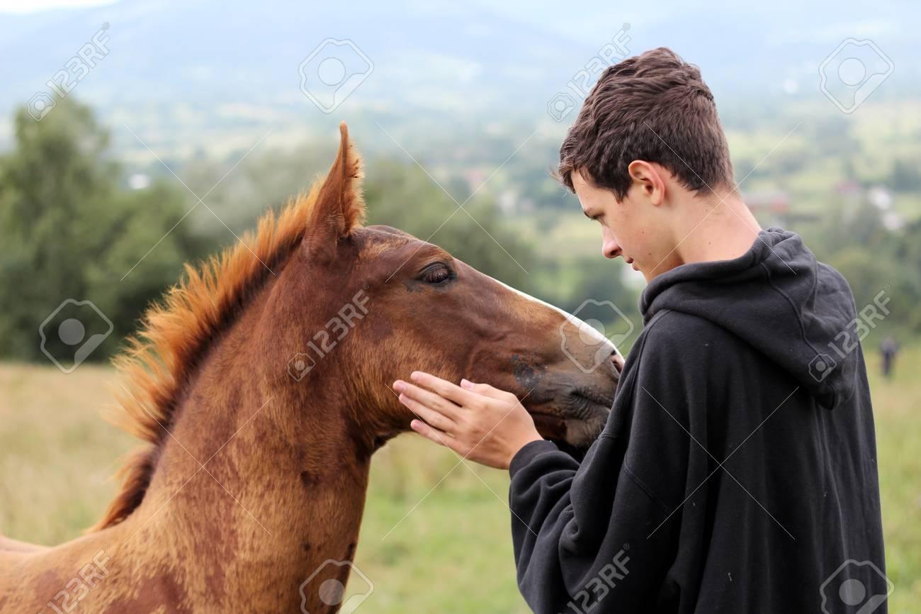rencontre jeune garcon