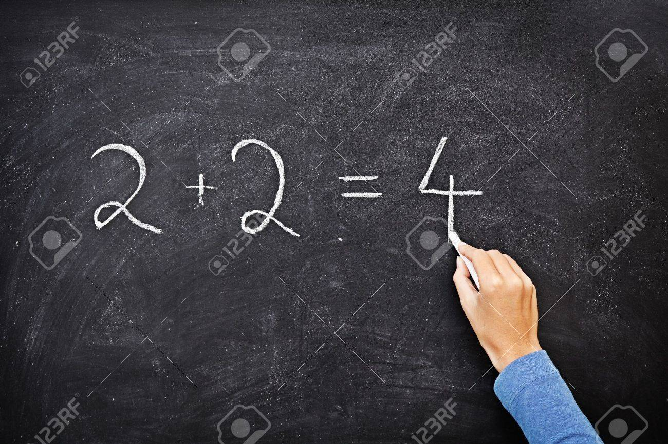Worksheet Simple Math math chalkboard blackboard hand writing simple mathematical equation nice texture stock photo