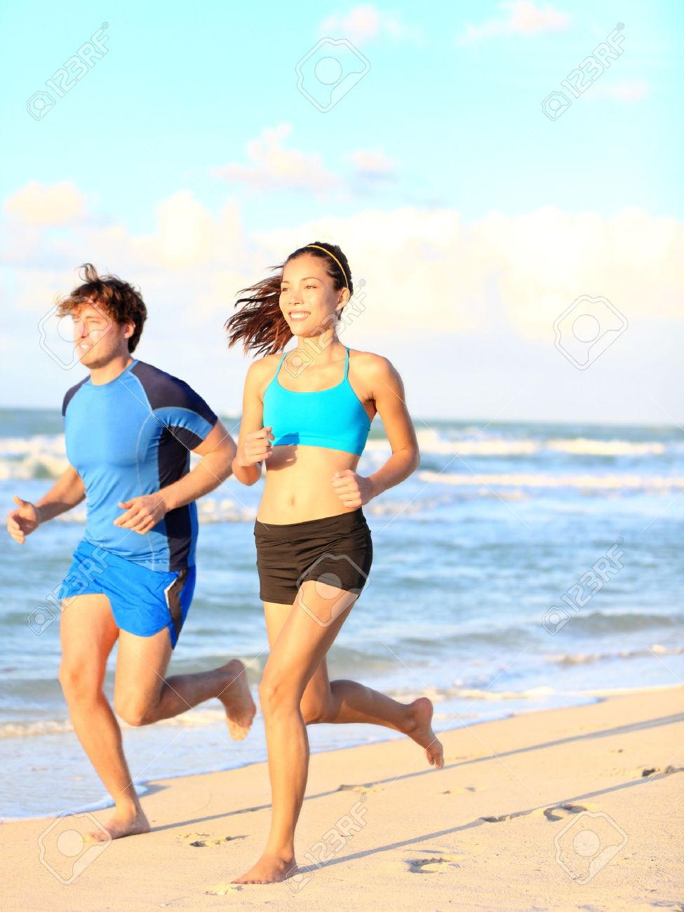running-on-beach