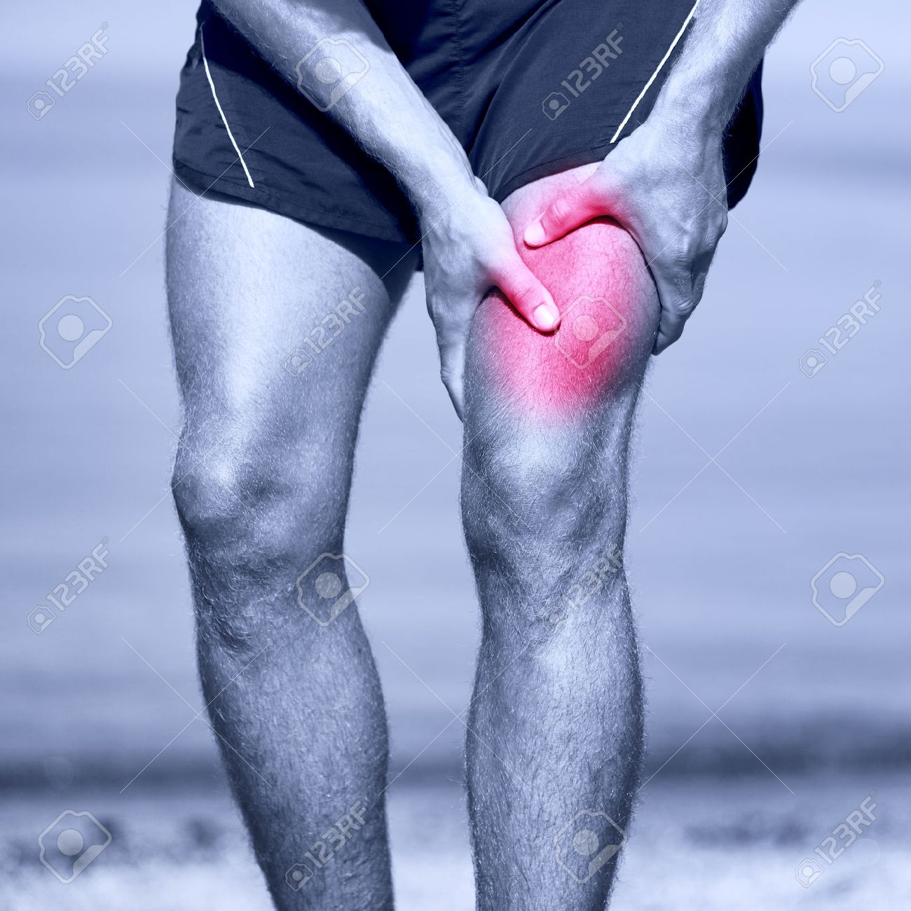 dolor dentro del muslo derecho