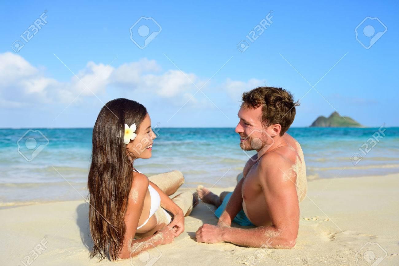 In einer Beziehung liegen