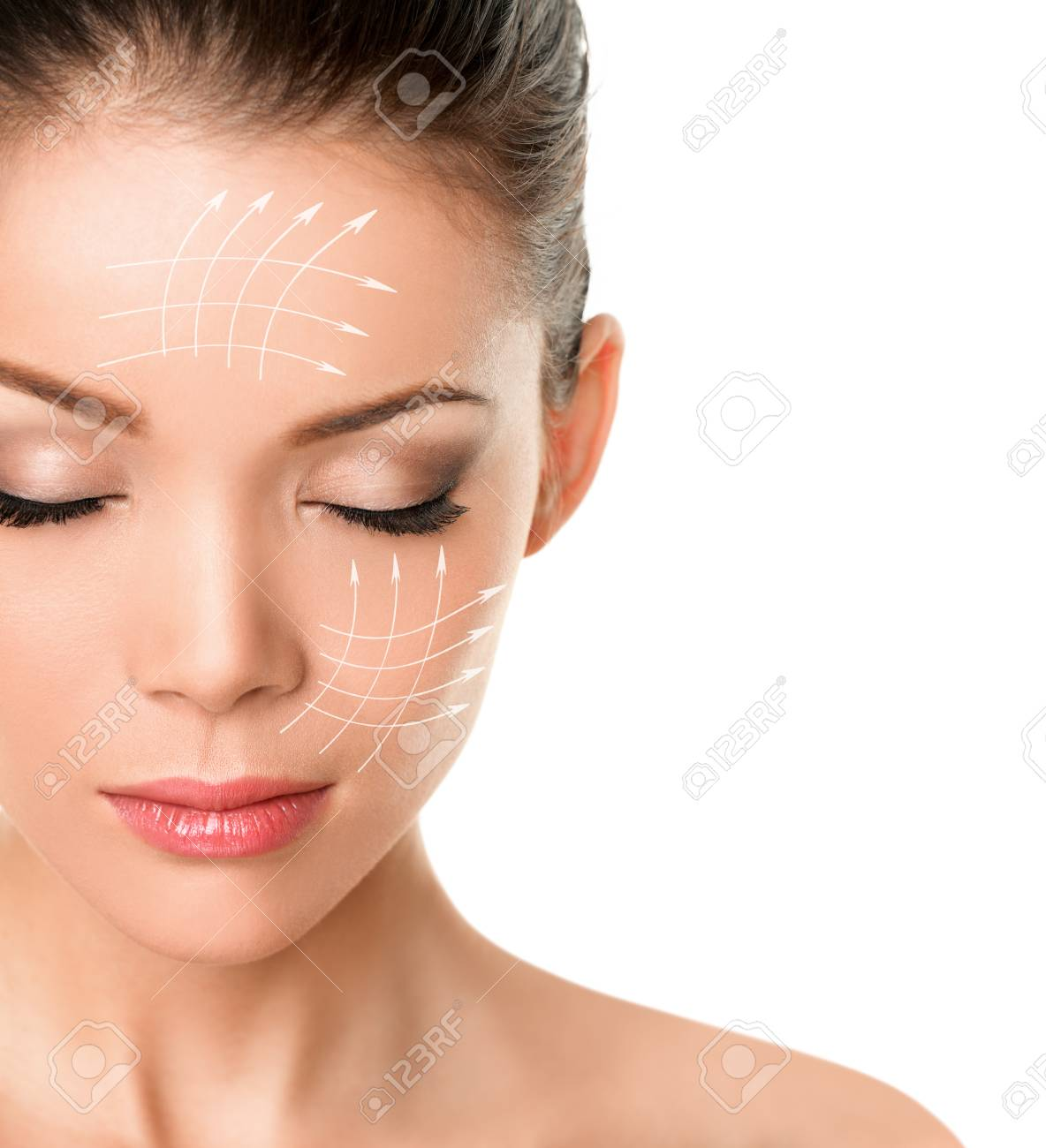 Face Lift Anti Aging Facial Treatment Skin Care Product Lifing