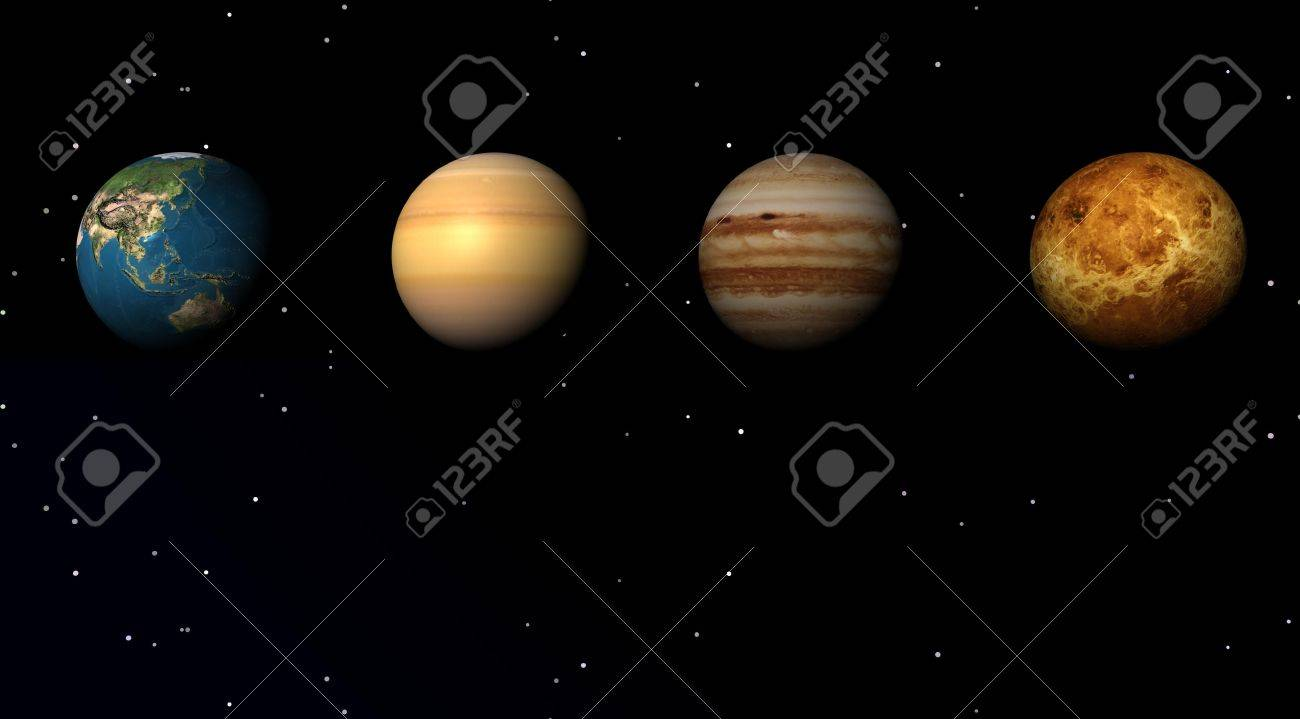 Planets in the studed universe - 5402275