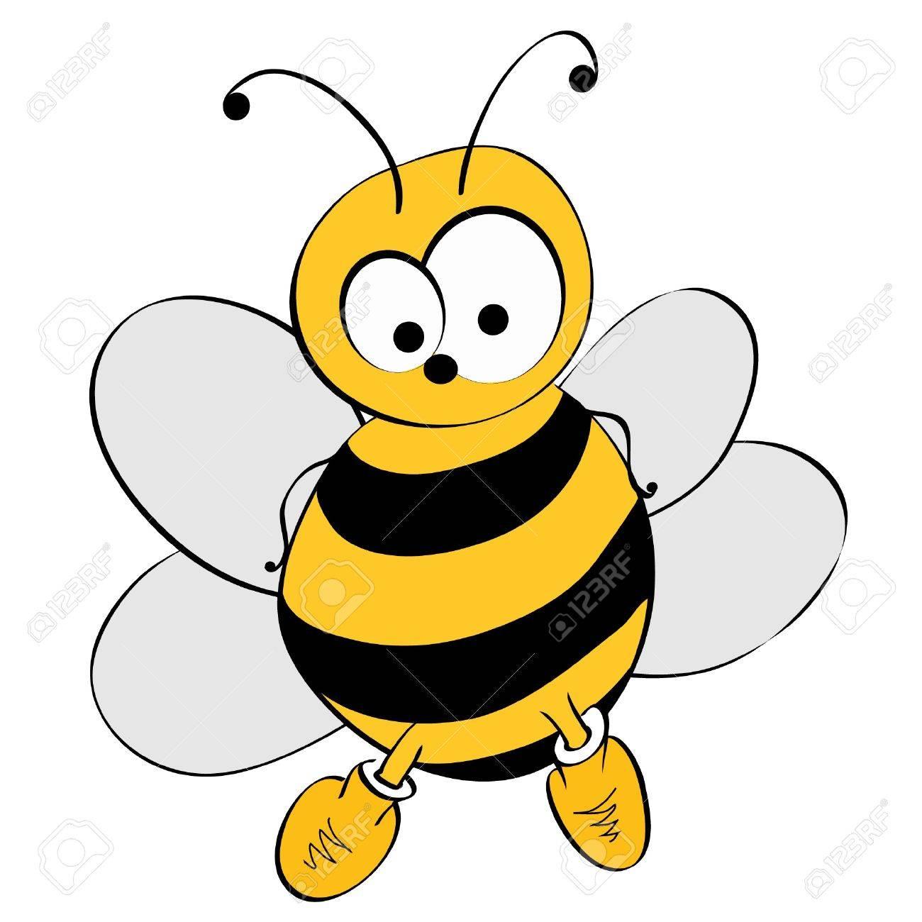 Bee. Stock Vector - 9359454