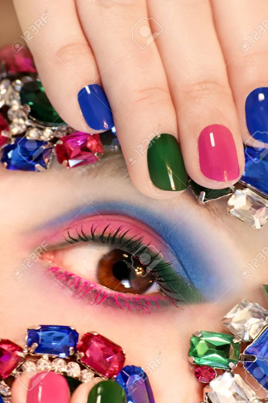 Nail Art Design New Style Splendid Wedding Company