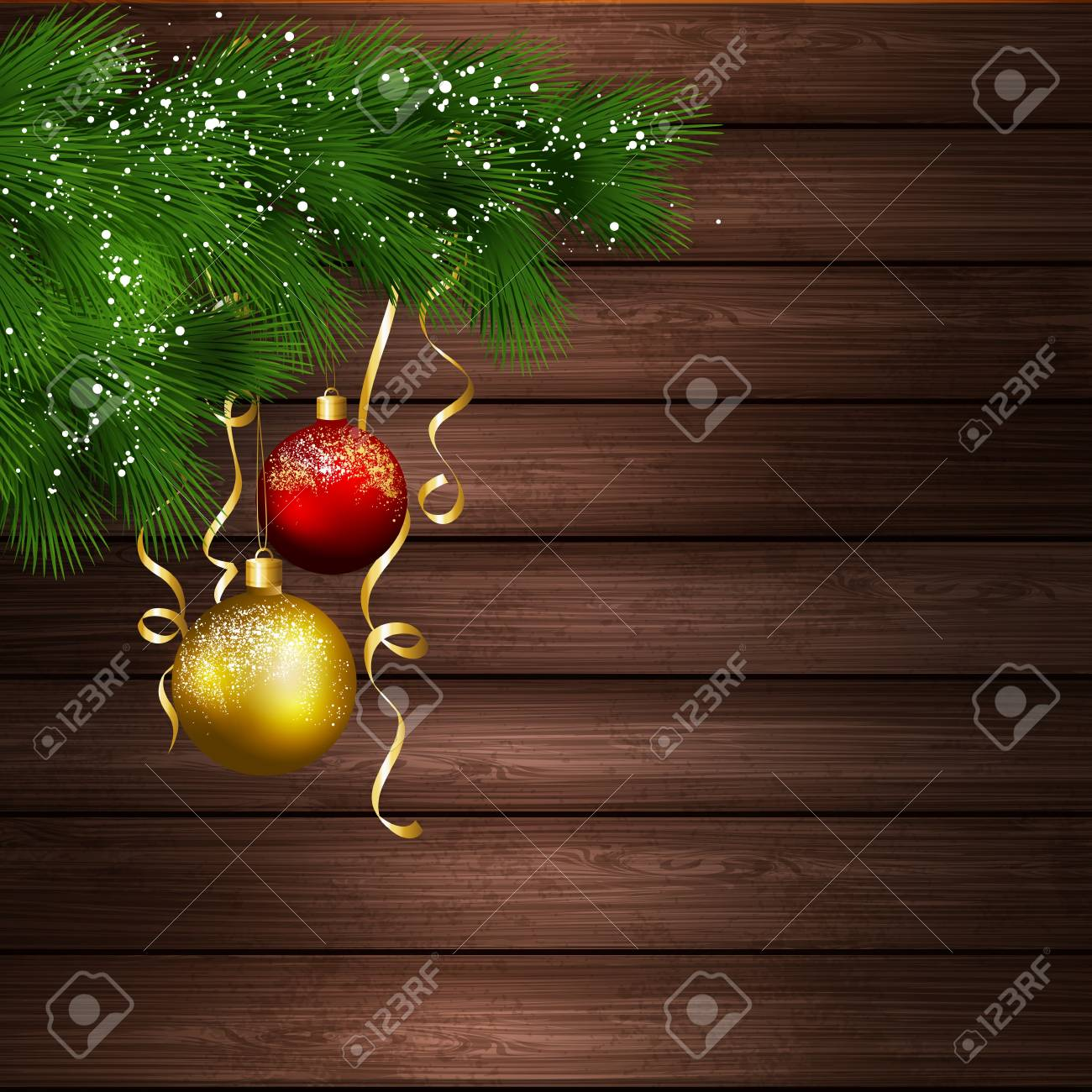 Christmas decoration Stock Vector - 18608006