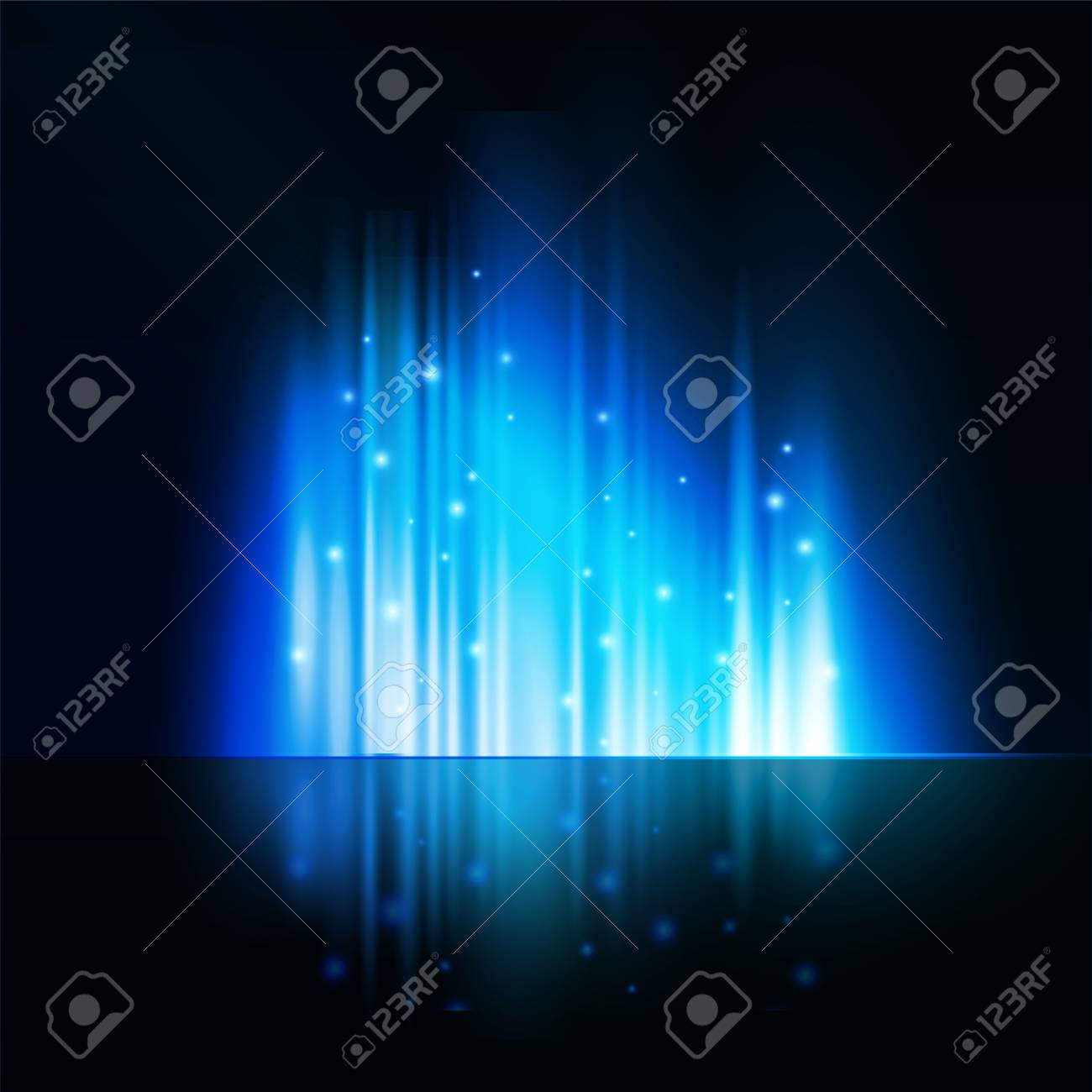 Abstract light  background Stock Vector - 18607227