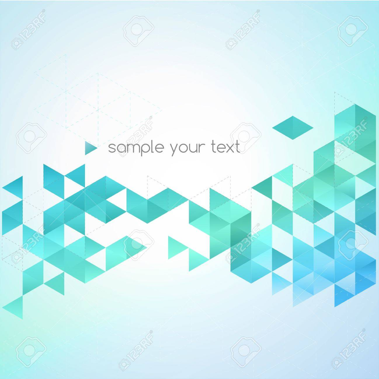 Abstract background Stock Vector - 19985444