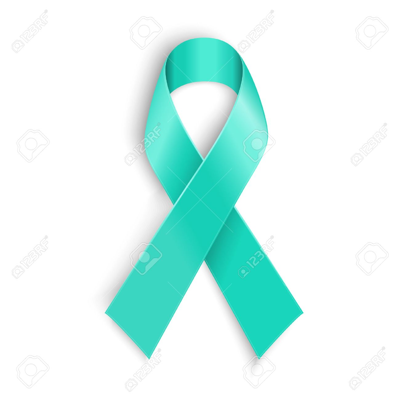 Teal ribbon symbol of scleroderma ovarian cancer food allergy symbol of scleroderma ovarian cancer food allergy tsunami victims kidney disease sexual assault biocorpaavc Images