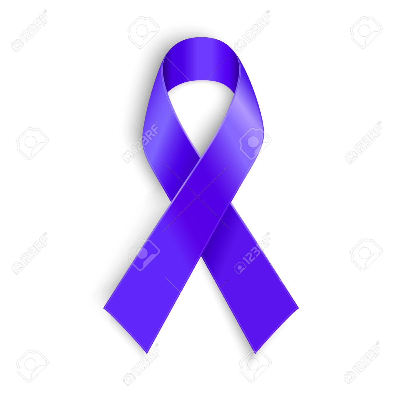 Purple ribbon symbol of general cancer awareness lupus awareness symbol of general cancer awareness lupus awareness drug overdose domestic violence alzheimer disease biocorpaavc Image collections