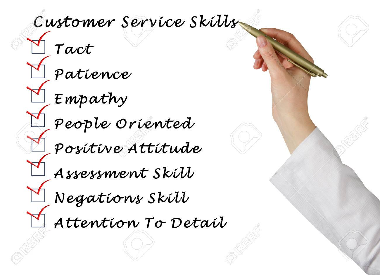customer service skills stock photo picture and royalty customer service skills stock photo 33422985