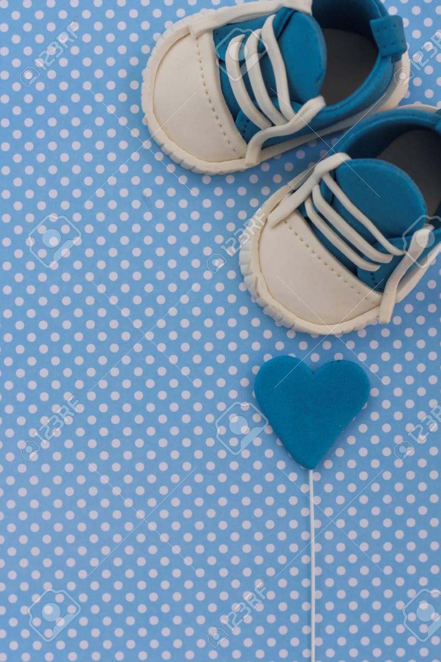 Carte Bleue De Bebe Garcon Invitation De Douche De Bebe Annonce De