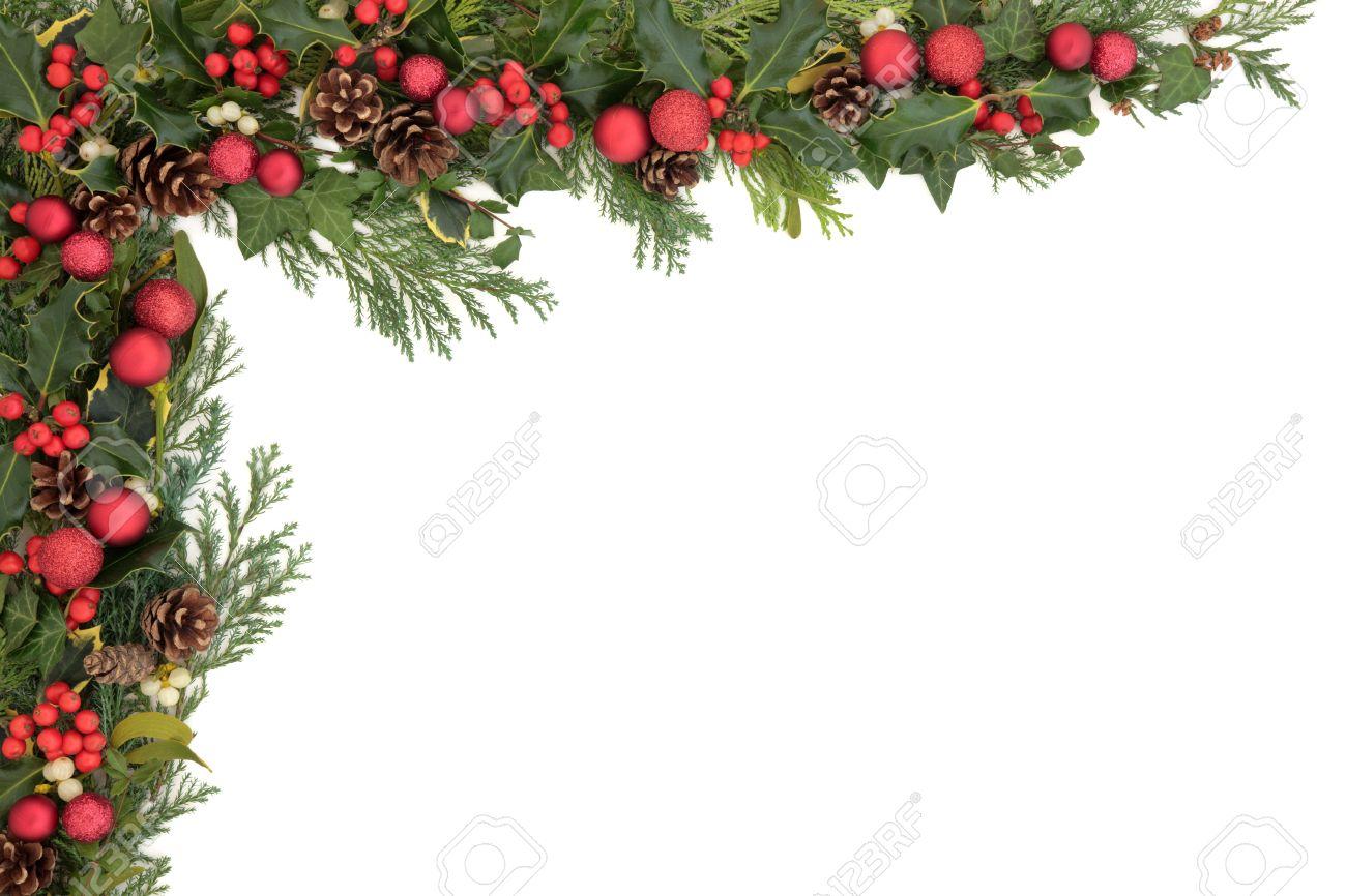 1950s Falda de círculo Poinsettia y muérdago Todos Los Tamaños-Navidad Acebo Ivy Rojo