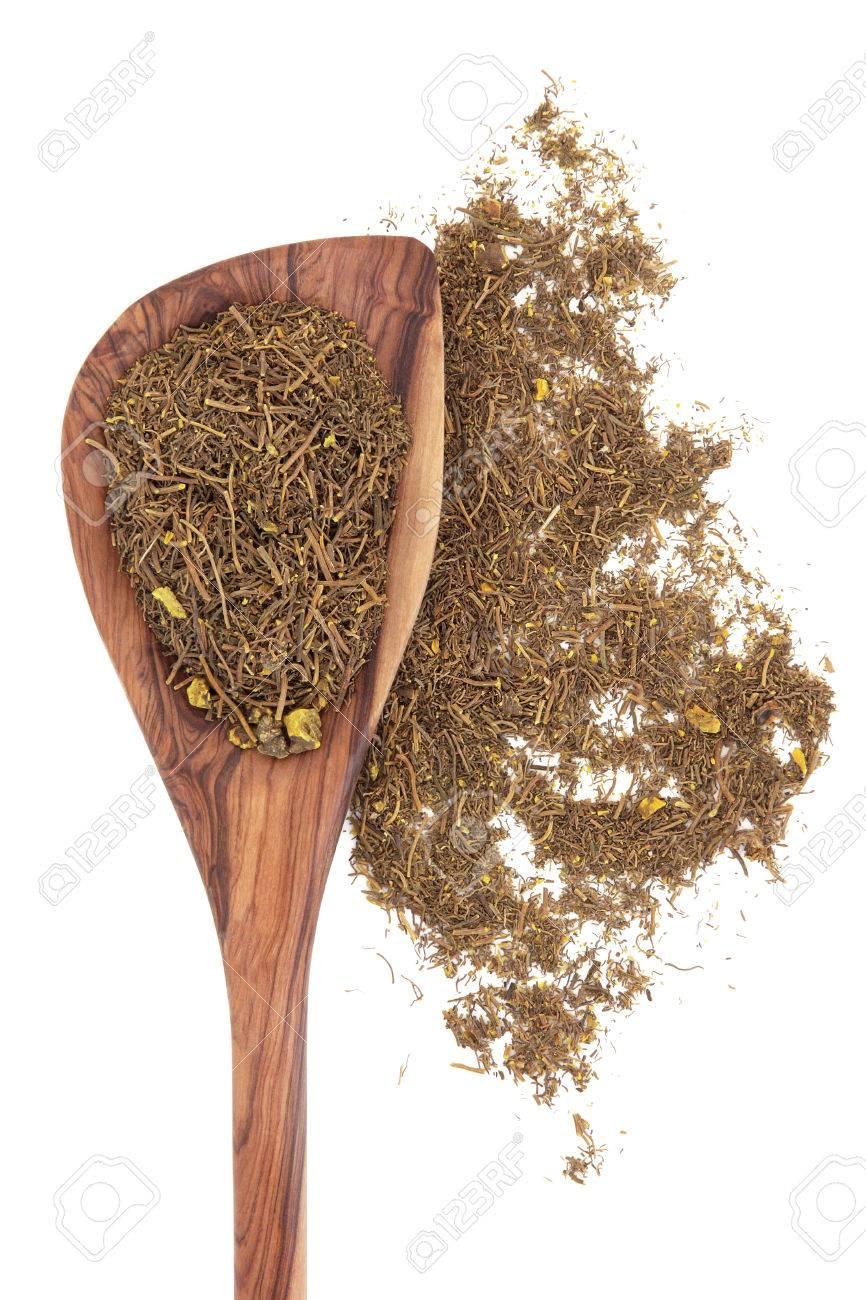 Hierba De Raíz De Sello De Oro Utilizado En La Medicina Herbal En ...