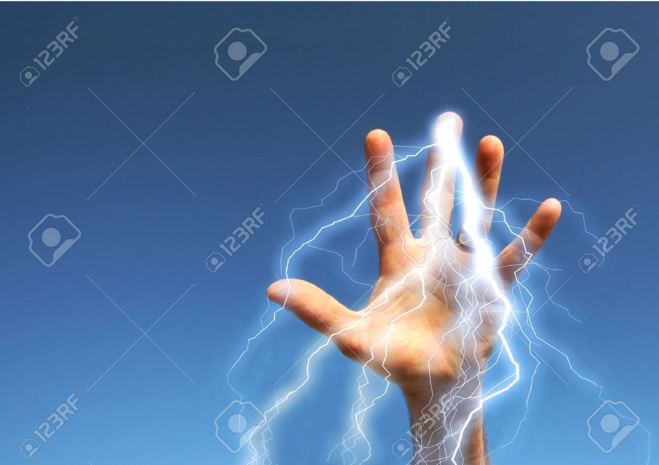 Power! Stock Photo - 5408051