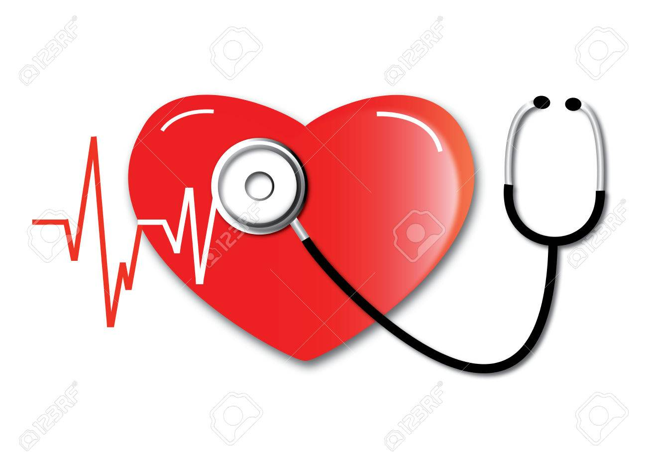 Heartbeat Line Art : Heartbeat line heart cardio stock photo picture and royalty free
