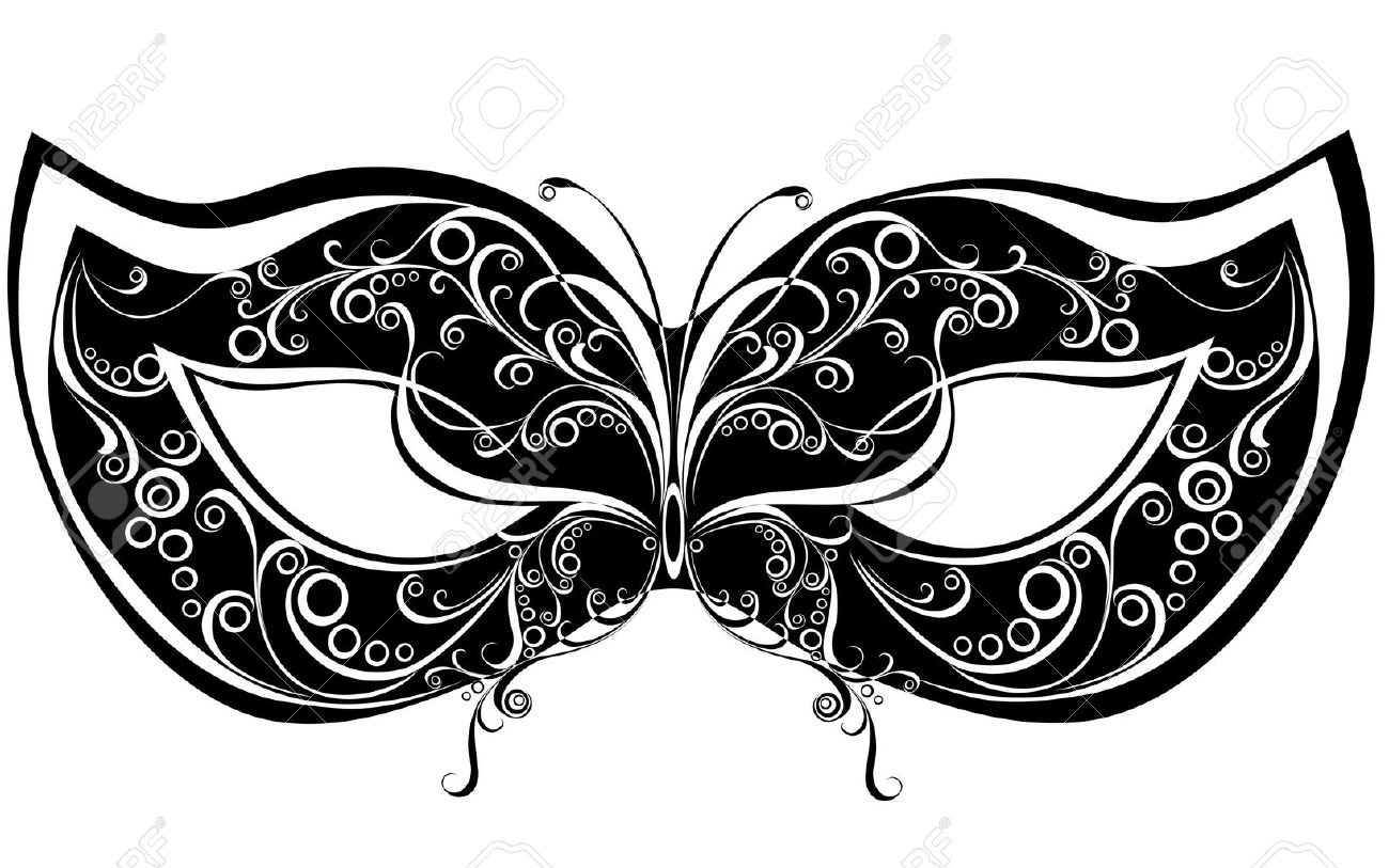 13,934 Masquerade Mask Stock Illustrations, Cliparts And Royalty ...