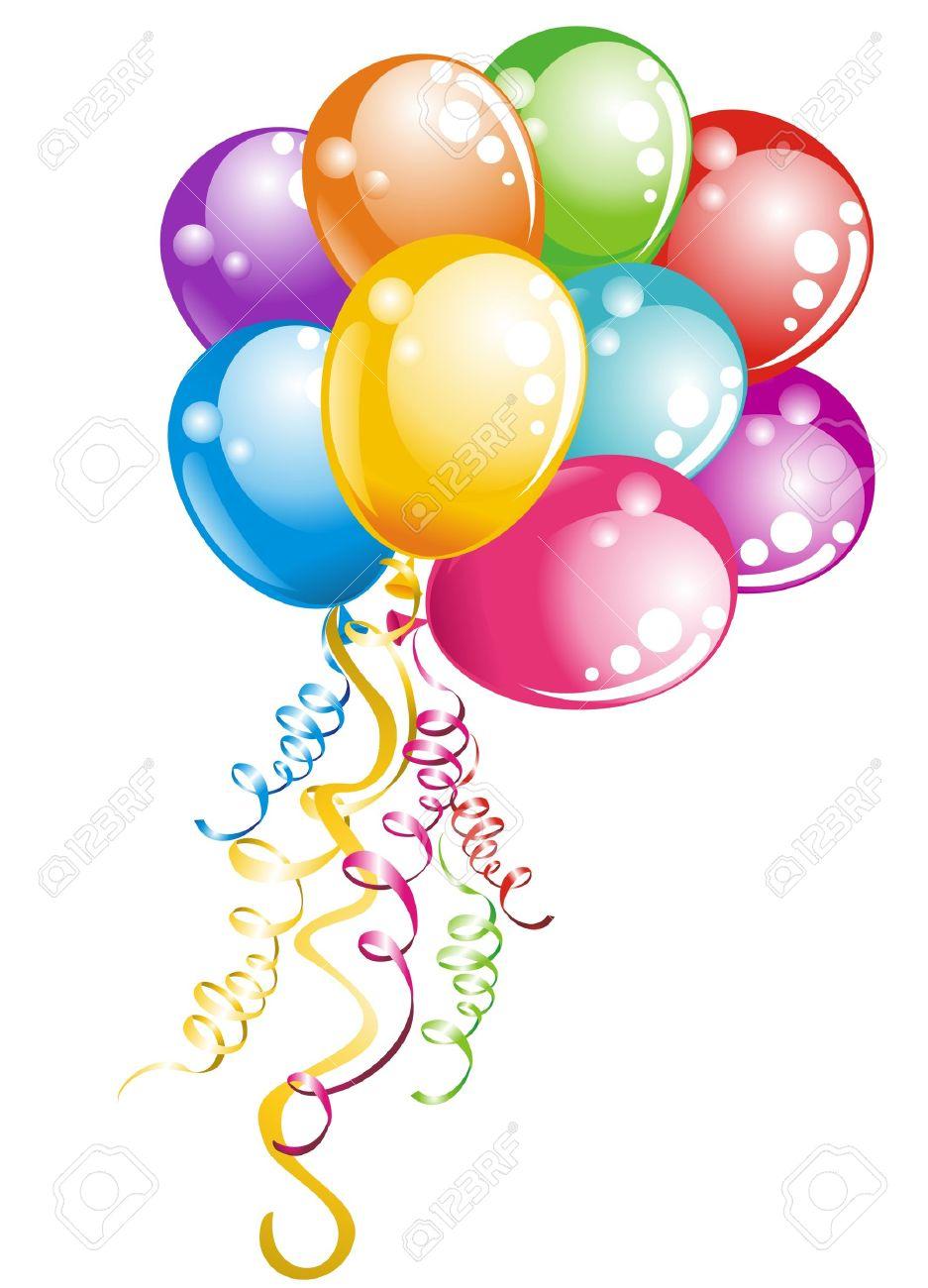 Bunch balloons - 16543531