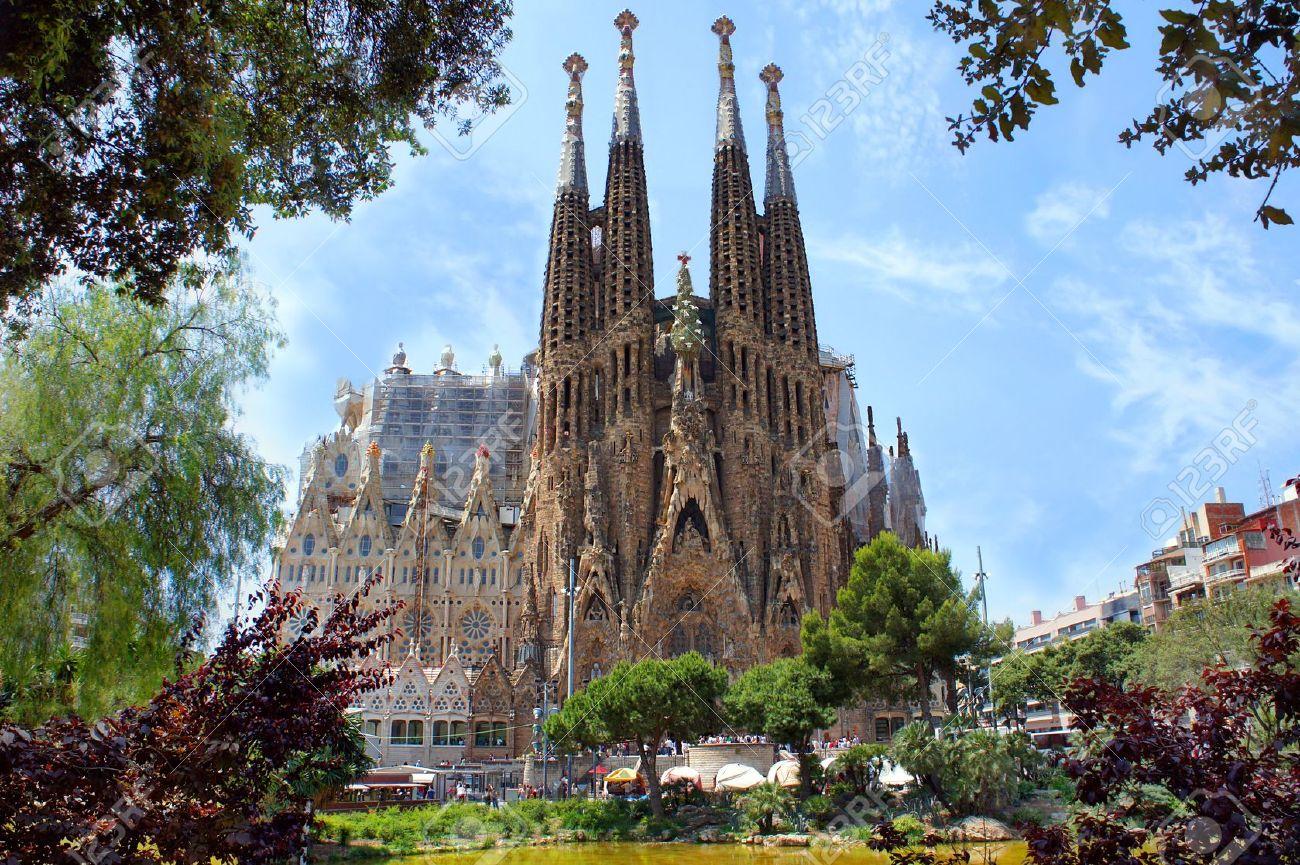 96d331b1eb La Sagrada Familia In Barcelona